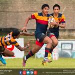 D.S.Senanayake College vs Trinity College
