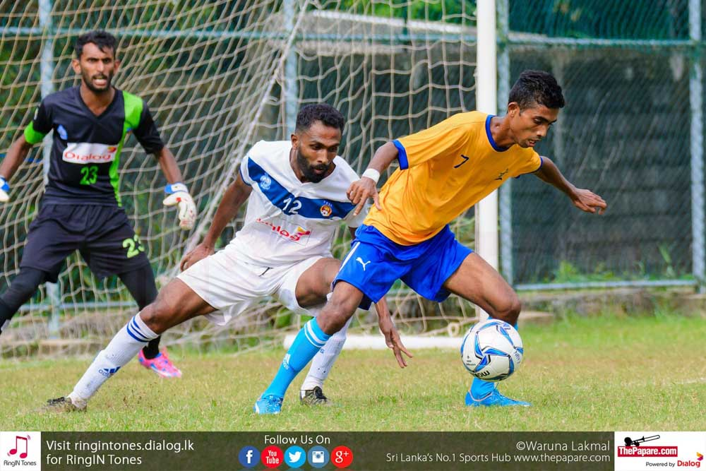 Navy SC v Air Force SC - Dialog Champions League 2017 Week 1