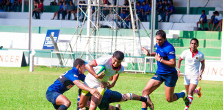 Trinity College vs S.Thomas' College U18 Rugby Encounter