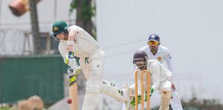 Sri Lankan XI vs Australia - Tour Game Day - 2