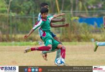 Zahira College v Wesley College - Schools Football 2016