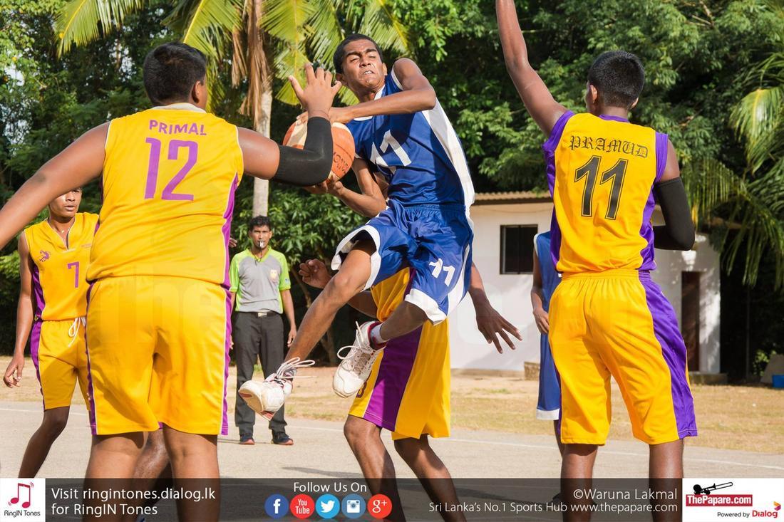 U19 C Division Day One | Venue - Vidura College