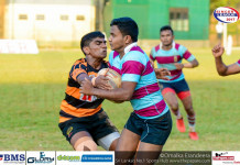 Dharmaraja College vs D.S.Senanayake