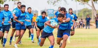 SLUG Rugby 2016 3rd Place -