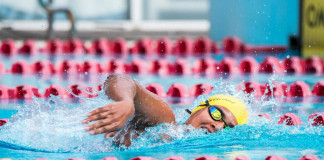 43rd National Age Group Swimming Championship Day 2