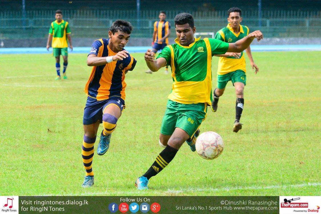 Royal College vs Al Aqsa College - U19 Div 2 Final