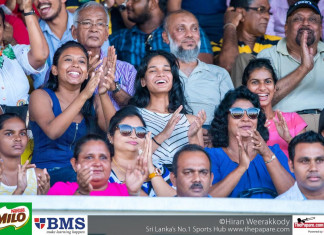 Fan Pics: Isipathana College v Royal College