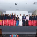 Sri Lanka Netball and weight lifting felicitation
