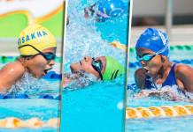 Swimming: 44th Annual Age Group Aquatics