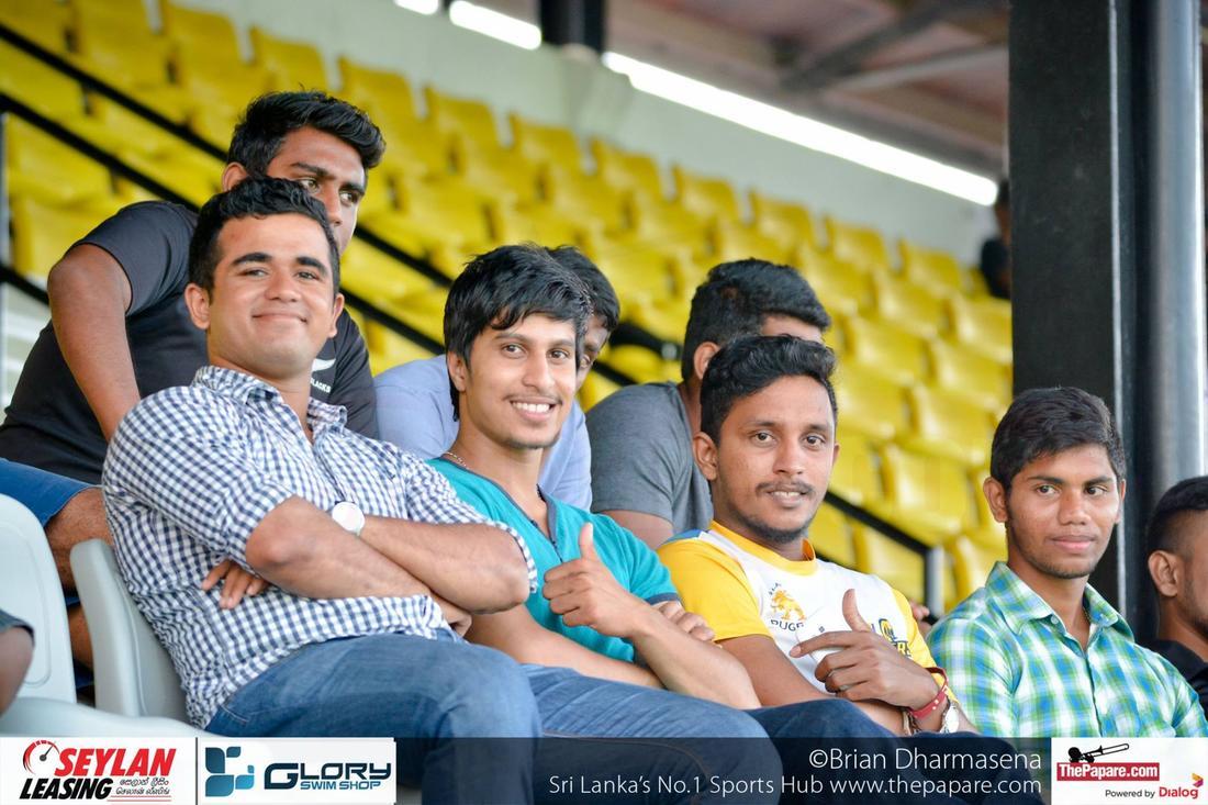 Fan Album: Asia Rugby 7s 3rd leg 2016 - Day 1