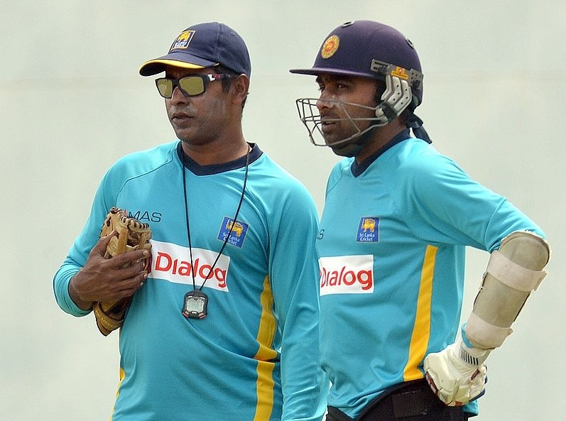 Chaminda Vaas shortlisted for a coaching role in Bangladesh