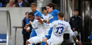 Late Rudy goal earns Hoffenheim 1-1 draw at Schalke