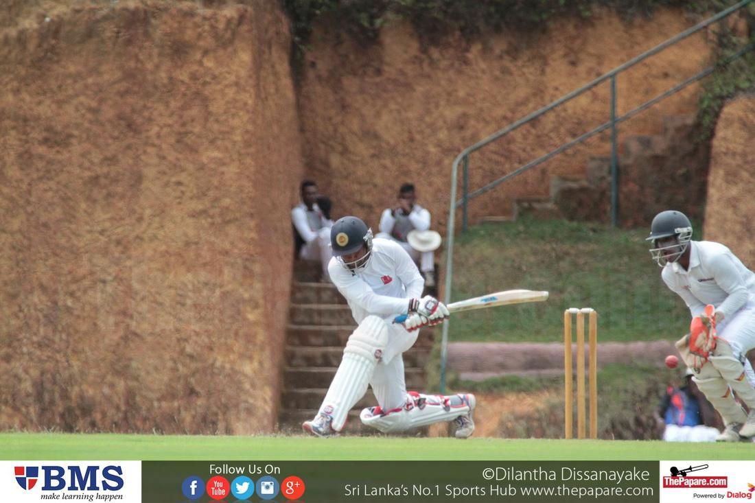 MAS Silueta v LB Finance - Mercantile 'B' Division Cricket