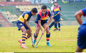 Royal College vs Trinity College Annual Hockey Encounter