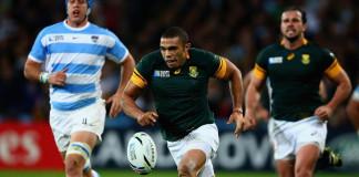Springboks flyer Habana joins sevens squad