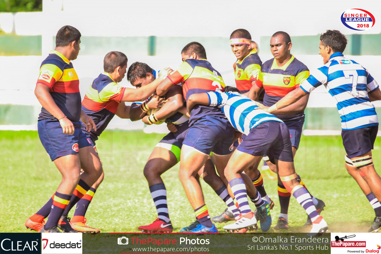 Trinity College vs St.Joseph's College | Schools Rugby League 2018