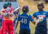 Sri Lanka v Zimbabwe 4th ODI