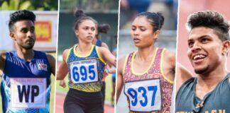 5 Sir Lankan Athletes