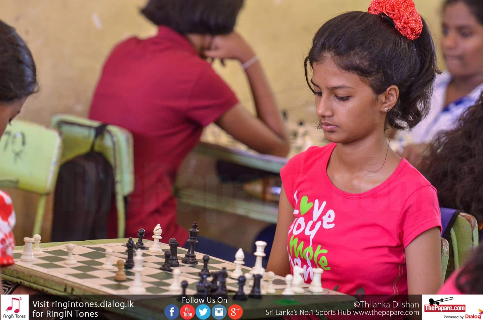 National Youth Chess Championship 2016 - Day 02