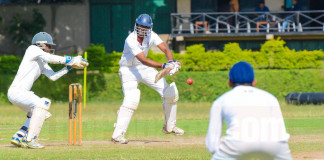 U17 Cricket - Trinity College vs Dharmaraja College