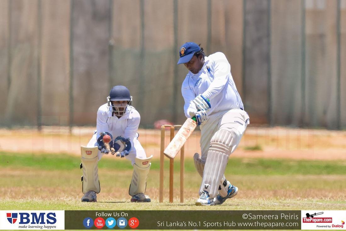 John Keells Vs Commercial Bank - Mercantile Cricket ''B''