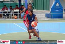 U19 Basketball B div All island 2016