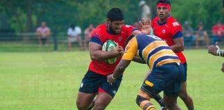 Dialog Rugby League 2017/18 2nd leg week 1 Army SC v CR & FC Match Report