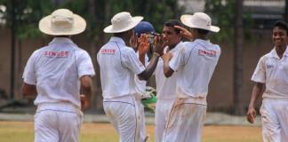 U19 Singer School Cricket