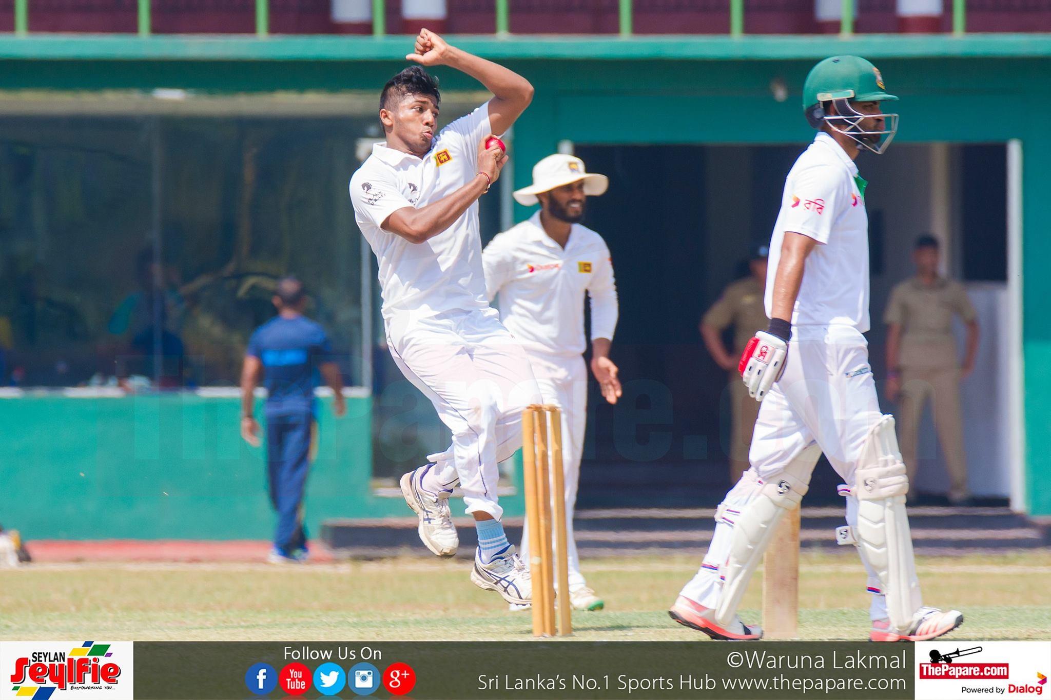 SL BP XI v Bangladesh - Day 1