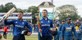 Sri Lanka vs England- 2nd ODI