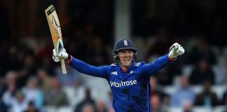 Sri Lanka v England Cricket 4th ODI