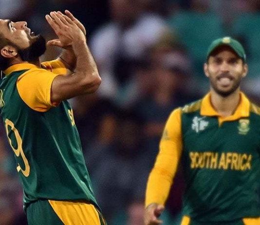 Tahir spins South Africa to New Zealand T20 win