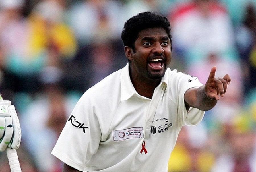 """""""Australia favourites for Sri Lanka Tests"""" - Murali"""