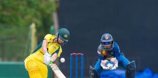 Sri Lanka Women's Vs Australia Women's - 1st ODI