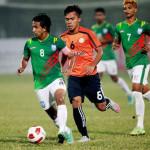 Bangladesh, Nepal into semis after goalless draw