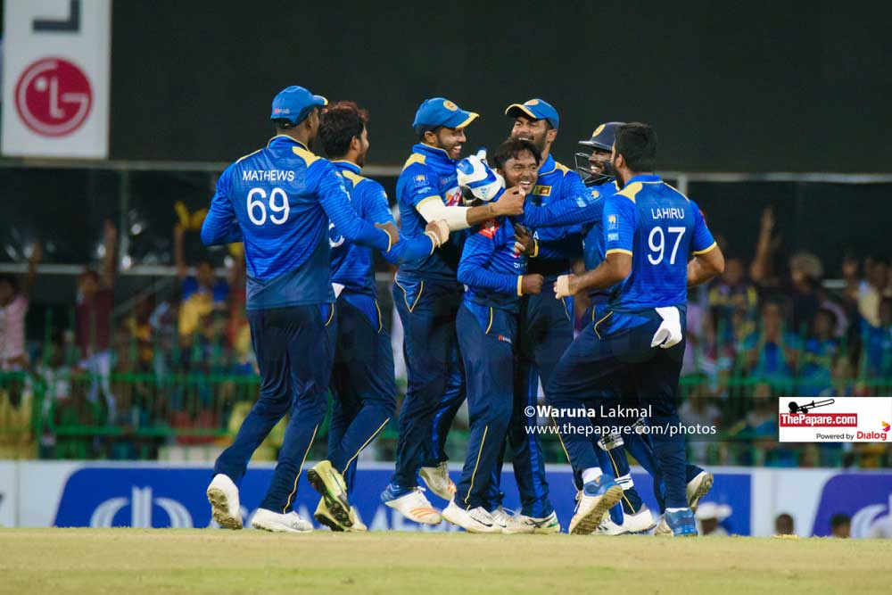 5th ODI: Cricketry