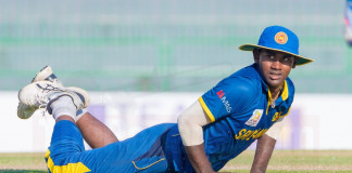 Sri Lanka U19 v South Africa U19 1st ODI