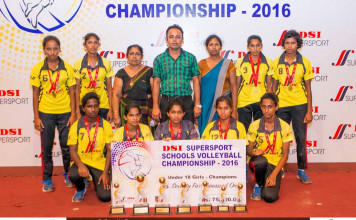 2016 DSI SuperSport Schools Volleyball Championship U-18 Girls