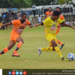 Matara City v Army SC (Dialog Champions League 2016)