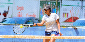 Inter University Tennis Tournament 2016
