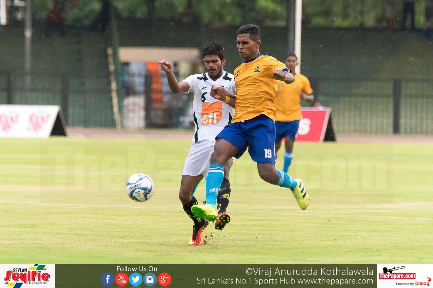 Colombo FC v Air Force SC