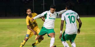 Saunders SC v Java Lane SC
