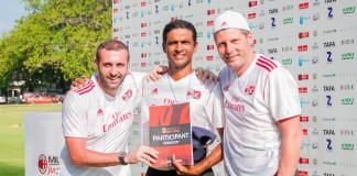 TAFA - AC Milan Coaching Camp - Awards Ceremony