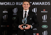 World Rugby Awards winners
