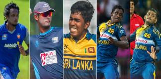 65 annual contracts by Sri Lanka Cricket