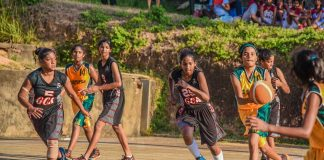 Photos: U15 Girls All Island Basketball Championship - Finals