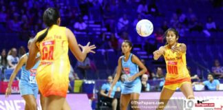 Sri Lanka remain 18th in Netball World Rankings June 2020