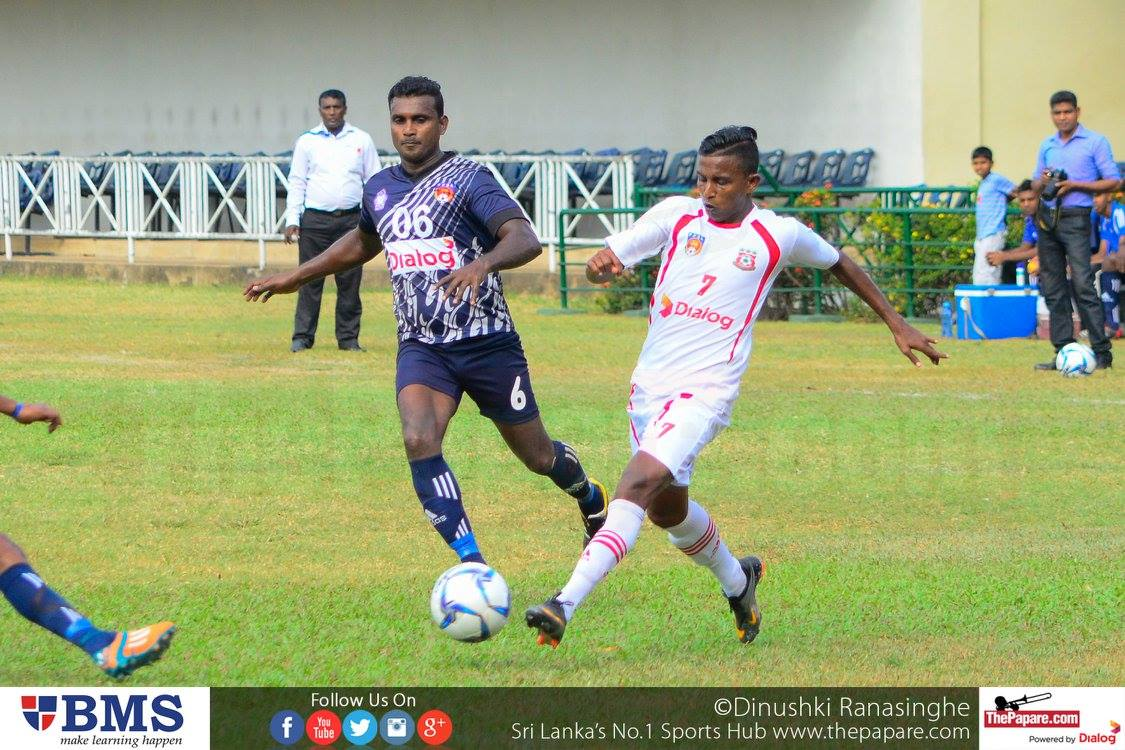 Police SC v New Youngs SC | Group Stage | DCL 16