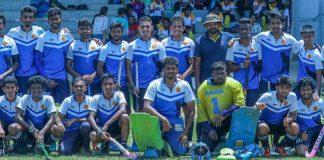 Sri Lanka University Hockey