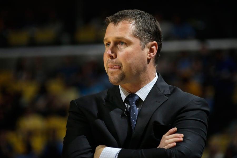 The Memphis Grizzlies fire head coach